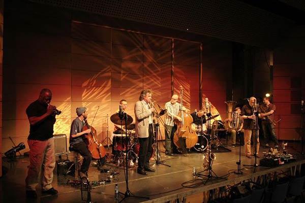 Chicago Tentet. Koncert w Manggha. Fot. K.Penarski
