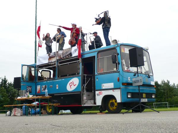 Projekt Autobus KR 726 EJ
