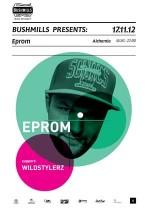 BUSHMILLS PRESENTS VOL.1: EPROM
