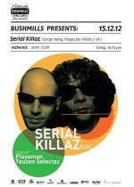 BUSHMILLS PRESENTS VOL.2 : SERIAL KILLAZ ( UK)