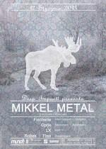 MIKKEL METAL (Echocord / Kompakt) DK