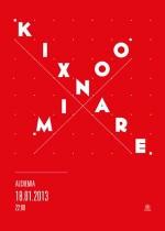KIXNARE x MINOO