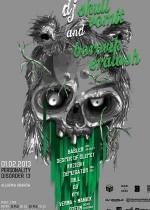 Personality Disorder 13 – DJ Skull Vomit (USA) & Borovik Eralash (RUS)