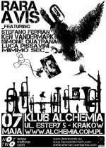 Wydarzenie: RARA AVIS feat. Ken Vandermark / Krakow Jazz Autumn Preview