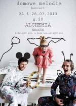 Domowe Melodie – koncert przeniesiony na 08-04