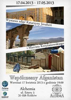 Współczesny Afganistan – wystawa fotografii