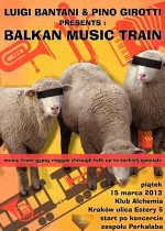 BALKAN MUSIC TRAIN