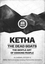 Ketha , Dead Goats, The Gentle Art Of Cooking People