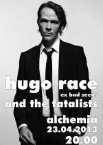 Wydarzenie: Hugo Race Fatalists