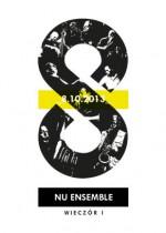 Wydarzenie: NU ENSEMBLE – wieczór I / Krakowska Jesień Jazzowa