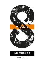 Wydarzenie: NU ENSEMBLE – wieczór II – Krakowska Jesień Jazzowa