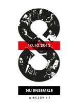 Wydarzenie: NU ENSEMBLE – wieczór III – Krakowska Jesień Jazzowa