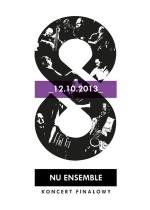 Wydarzenie: NU ENSEMBLE – Koncert finałowy w Manggha