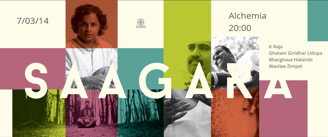 SAAGARA – Giridhar Udupa, Bharghava Halambi, K Raja, Waclaw Zimpel
