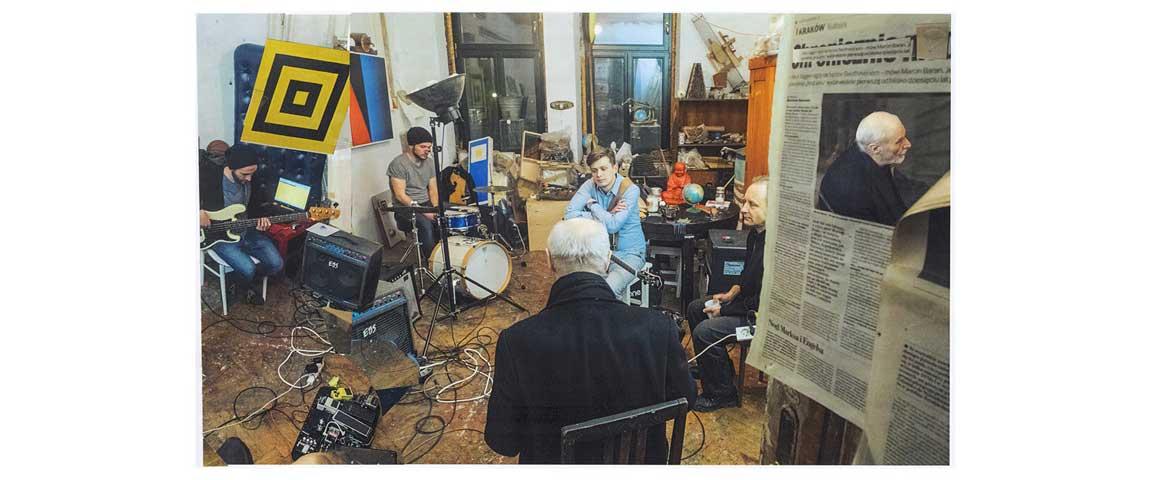 Ryszard Krynicki & Zespół Rdzeń 2