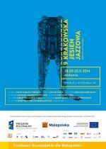Wydarzenie: 9 Krakowska Jesień Jazzowa 28.09-23.11.2014