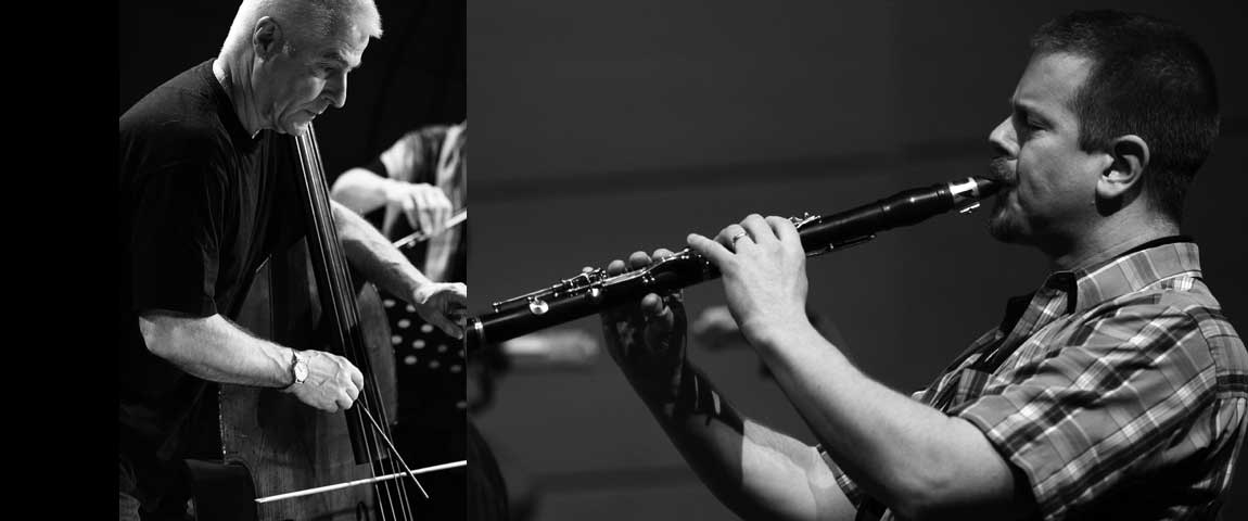 BARRY GUY / KEN VANDERMARK DUO – Krakowska Jesień Jazzowa