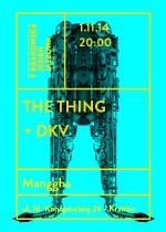 Wydarzenie: The Thing & DKV – Krakowska Jesień Jazzowa – koncert w Manggha