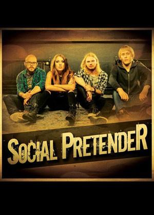 SOCIAL PRETENDER & PARTY HARD
