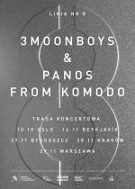 3Moonboys/Panos From Komodo, Linia nr 8.