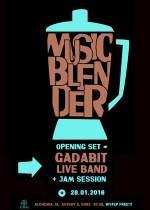 MUSIC BLENDER