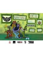 I Soulstone Gathering: Awakening I Bone Man/Sun Dance/Savanah/Minus Green