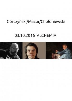 Górczyński/Mazur/Chołoniewski