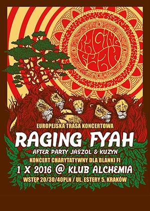 Bass Camp meets Raging Fyah!