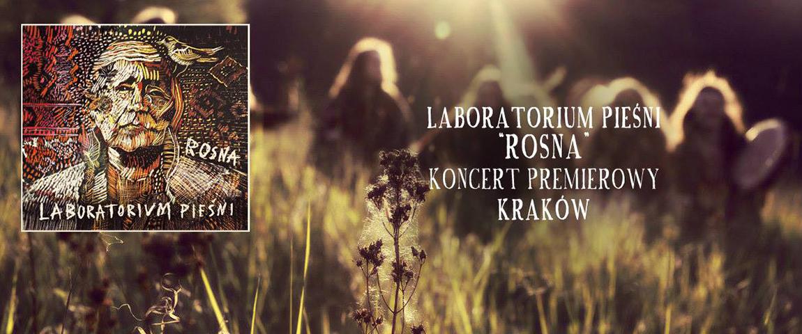 Laboratorium Pieśni w Krakowie – koncert premierowy
