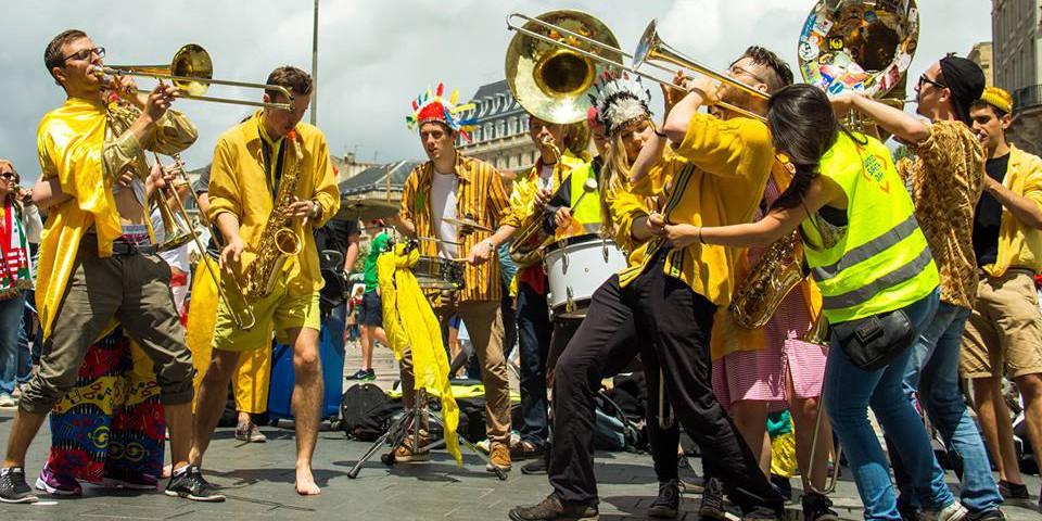La Band'à Joe, a French Brass Band (28, 29, 30 kwietnia)