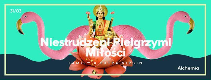 Niestrudzeni Pielgrzymi Miłości: Tamil™ & Extra Virgin