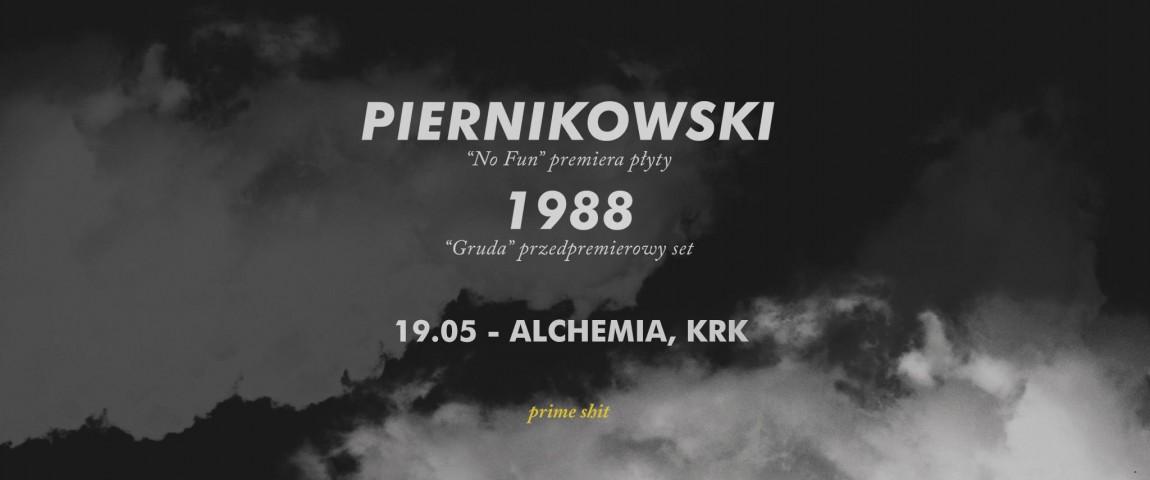 Piernikowski / 1988 – Kraków, Alchemia