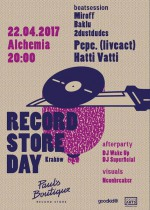 Record Store Day Kraków 2017 // Paul's Boutique //