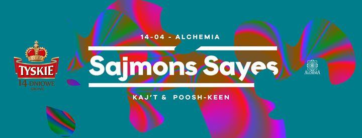 Tyskie 14-dniowe prezentuje: Simon Says vol.2 Kaj't & poosh-keen