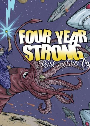Four Year Strong / CF98 / Workplace.