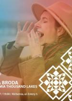 ANIA BRODA / WARMIA THOUSAND LAKES / Etno Kraków
