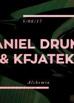 Tyskie 14-dniowe prezentuje: Daniel Drumz & Kfjatek