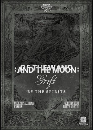 SD # 48 – Of the Wand And the Moon / Grift / By The Spirits