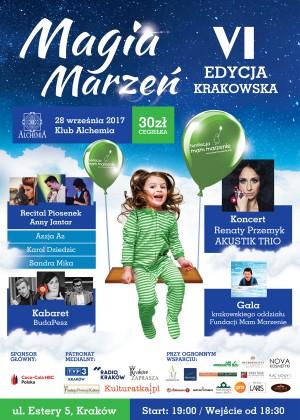Magia Marzeń VI – edycja krakowska