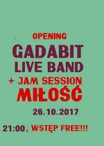 Music Blender – Gadabit – Jam Session – Alchemia
