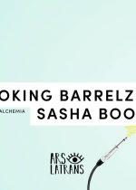 Sasha Boole i Smoking Barrelz na Tak Brzmi Miasto