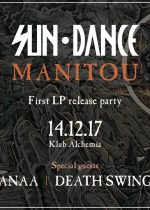 Premiera: Sun Dance 'Manitou' feat. Moanaa + Death Swingers