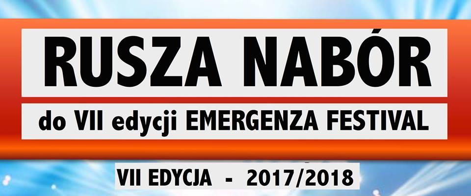 Eliminacje (Kraków) EMERGENZA FESTIVAL PL Alchemia (dzień 2)