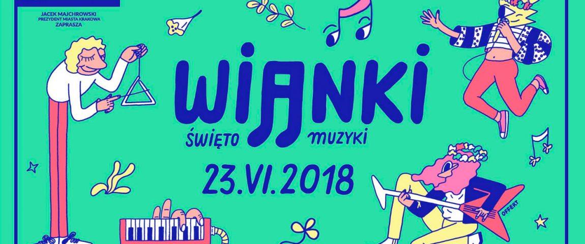 Wianki – Święto Muzyki 2018 – Scena alternatywna
