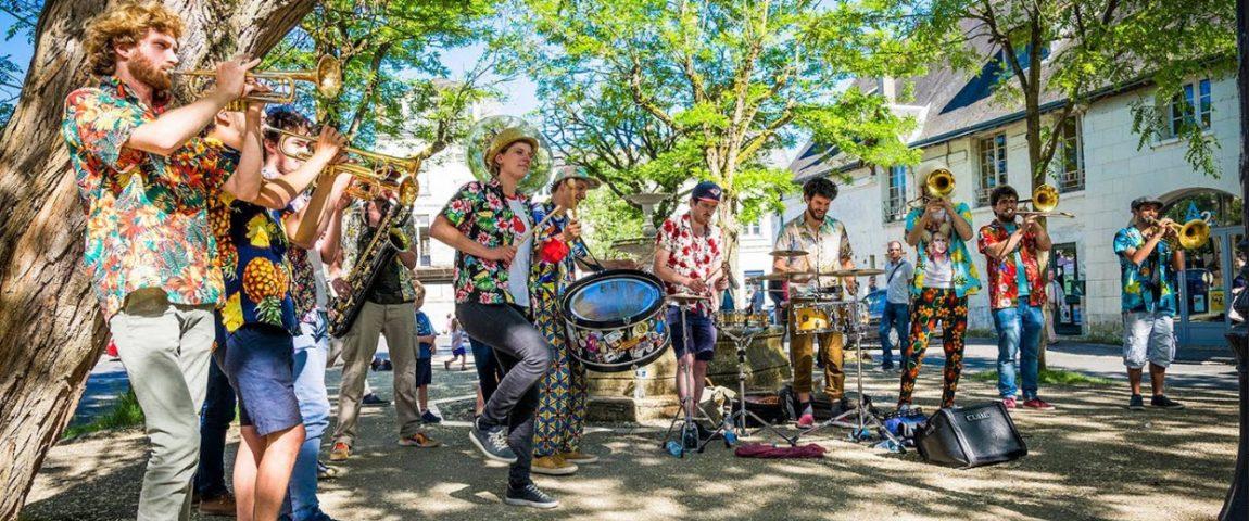 Rolland Merguez– 14 osobowy Brass Band z Paryża