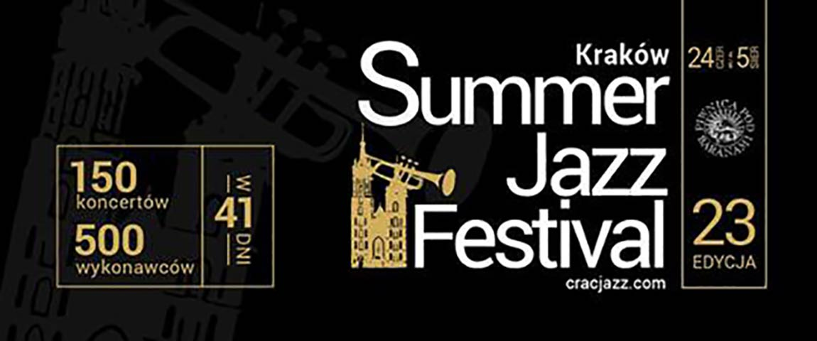 Summer Jazz Festival w Krakowie