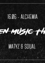 Broken Music Theory / Matyz & Squal / @Alchemia