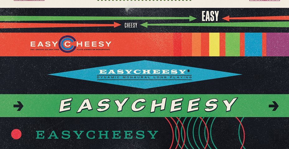 Easy Cheesy Dancing