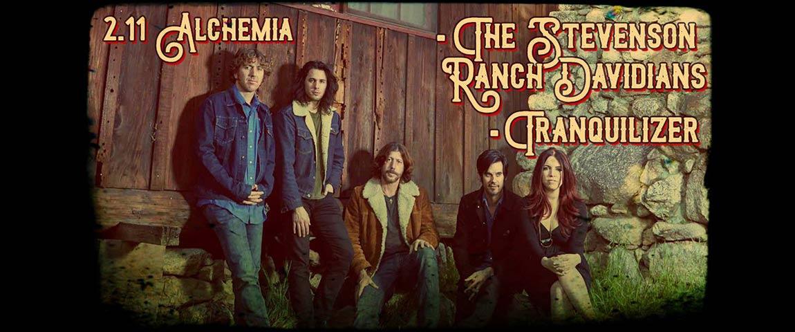 SD # 57 – The Stevenson Ranch Davidians (USA) + Tranquilizer