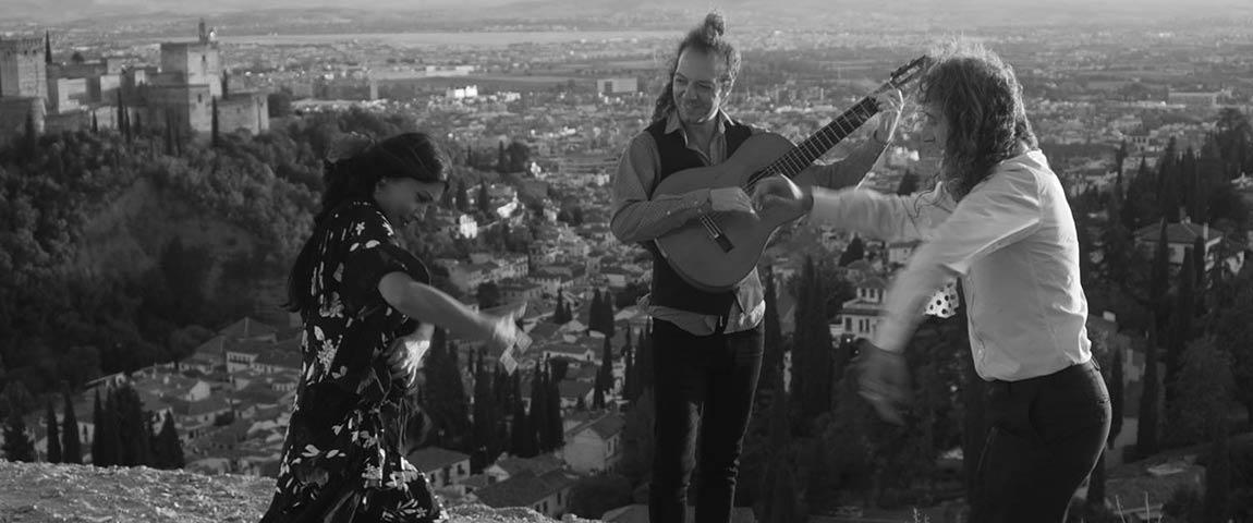 La Bogusha Trio Flamenco de Granada